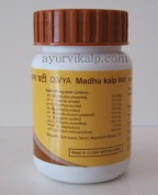 Divya MADHUKALP VATI, 80 Tablets, Proven Remedy for Diabetes