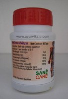 Sane Care, DOLOREX, 40 Tablets, Joints Pain