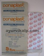 Beeta DONAPLAST Plaster, 11.3cmx17cm, Ayurvedic Medicine