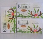 ELAADI Soap Nagarjuna, 75 g with Coconut & Hydnocarpus Oil