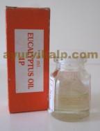 Ashwin EUCALYPTUS Oil, 5ml, for Colds, Flu, Coughs