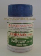 Sanjeevani Pharma, FEMISAAN, 50 Tablets, Female Disorders