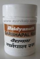 GARBHAPAL Ras (Ras Yog Sagar) Baidyanath, 80 Tablets