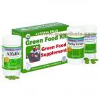 Herbal Hills, Green Food Supplements Kit