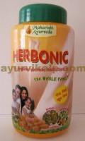 Maharishi Ayurveda HERBONIC Drink, 450 gm, Complete Family Health Drink
