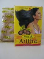 Hesh Pure ARITHA Soapnut Powder, 100gm, for Hair Wash