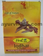 Hesh LODHAR Powder, 50gm, For Cleaner Skin