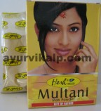 Hesh MULTANI Mati Powder Pure Natrual Face Pack,100gm