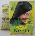 Hesh Neem Leaves Powder | neem powder for hair | neem powder