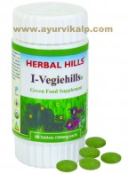 Herbal Hills, I-Vegiehills  Tablets, Blood Pressure, Immune Sysytem