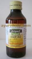 Nagarjun JATYADI Tailam, 100 ml, for Ringworm, Sinus, Fistula