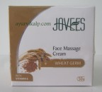 Jovees Face Massage Cream WHEAT GERM With Vitamin E 50gm