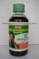 KPN NEELIBHRINGADI Coconut Oil, 100ml, for Hair