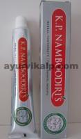 K. P. Namboodiri's Toothpaste, 100gm, Floaming non-fluoridated toothpaste