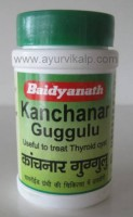 Baidyanath kanchnar guggul | Thyroid Cyst treatment
