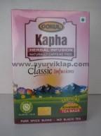 Gokul, Herbal Infusion, KAPHA, 20 Tea Bag, Naturally Caffeine Free, Soothing