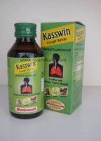 Baidyanath, KASSWIN Cough Syrup, 100 ml, Helps Liquify Cough