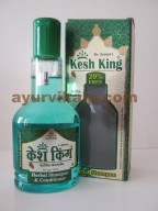 KESH KING Shampoo, Dr. Juneja, Stops Premature of Hair