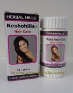 Herbal Hills, KESHOHILLS, 60 Tablets, Hair Care