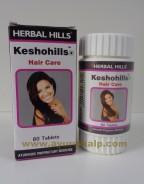 Herbal Hills, KESHOHILLS, 60 Tablets, Hair Care