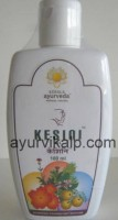 KESINI Hair Oil Kerala Ayurveda, 100 ml, For Healthy Hair & Scalp