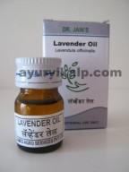 Dr. Jain's LAVENDER Oil, 5ml, Hypotensive, Deodorant