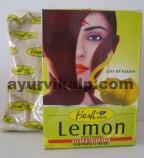 Hesh LEMON Peel Powder, 100gm,  Cleanser & Astringent for Skin