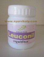 Arya Vaidya Pharmacy, LEUCONIL, 30 Tablets, Useful In  Leucorrhoea, & Lacation