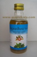 Arya Vaidya, Ayurvedic LINGAVARDHANA THAILAM, 200 ml, Ayurvedic Oil For Penis Enlargement