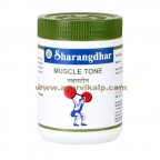 Sharangdhar, MUSCLE TONE, 120 Tablet, Muscular Tonic