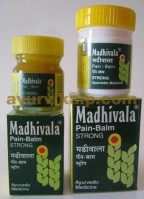 Remedies MADHIVALA Pain Balm - Prevent Muscles Pain