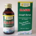 Maharishi Ayurveda KASNI Cough Syrup | bronchitis treatment | cough medicine
