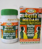 Abhay MEDARI, 60 Tablets, to Reduces Fat, Obesity