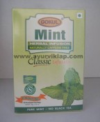Gokul, Herbal Infusion, MINT, 20 Tea Bag, Naturally Caffeine Free, Cooling