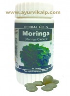 Herbal Hills, Moringa Tablets, Anti Inflammatory