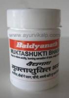 MUKTASHUKTI Bhasma (Ras Raj Sundar) Baidyanath, 5 g