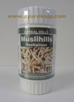 Herbal Hills, MUSLIHILLS, 60 Capsules, Revitaliser
