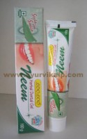 Khojati, LOOLOO HERBAL DENTAL GEL NEEM, 100g, Style Your Smile