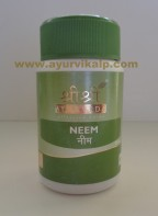 Sri Sri Ayurveda Neem | neem supplement | skin disorders