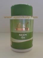 Sri Sri Ayurveda NEEM, 60 Tablets, Skin Disorder