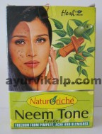 Hesh NEEM TONE Powder, 100gm, Powerful Natural Antiseptic Face Pack