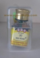 Nemat, RED ROSE  Attar, 2.5 g, Alcohol Free