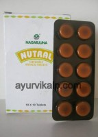 NUTRAL Chewable Antacid Tablets, Nagarjuna, Safe Antacid