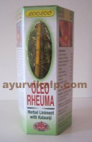 Oleo Rheuma Liniment | herbal liniment | pain liniment