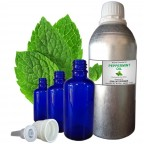 PEPPERMINT Essential Oil, 100% Pure & Natural - 10 ML To 100 ML Therapeutic & Undiluted