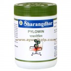 Sharangdhar, PYLOWIN, 120 Tablets, Piles, Fistula