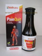 Siddhayu, PAIN QUIT OIL, 100ml, For Joint and Muscular Pains