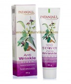 Patanjali, ANTI WRINKLE Cream, 50g, Dark Spots, Wrinkle