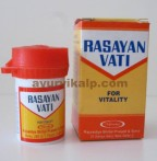 Rajvaidya RASAYAN Vati, 30 Tablets, for Mens Powerful Erection