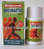 Baidyanath RHEUMARTHO, 50 Tablets, Improves Flexibility of Joints